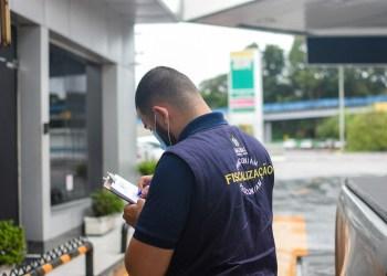 Procon-AM volta a notificar postos por aumentos dos preços dos combustíveis
