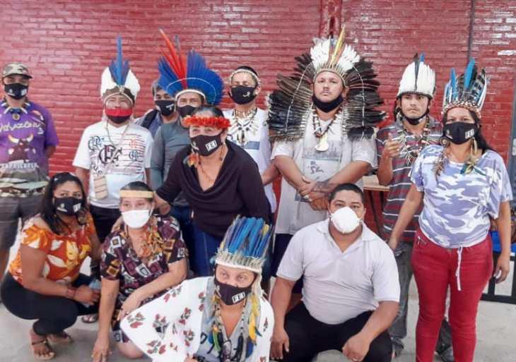 Indígenas Pedem A Volta de Wesley Para Diretoria da FEI