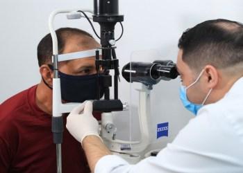 Abril Marrom: Policlínica Codajás intensifica campanha relativa aos cuidados com a saúde dos olhos