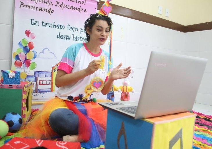 Prefeitura de Manaus inicia ano letivo das creches na segunda-feira (5)