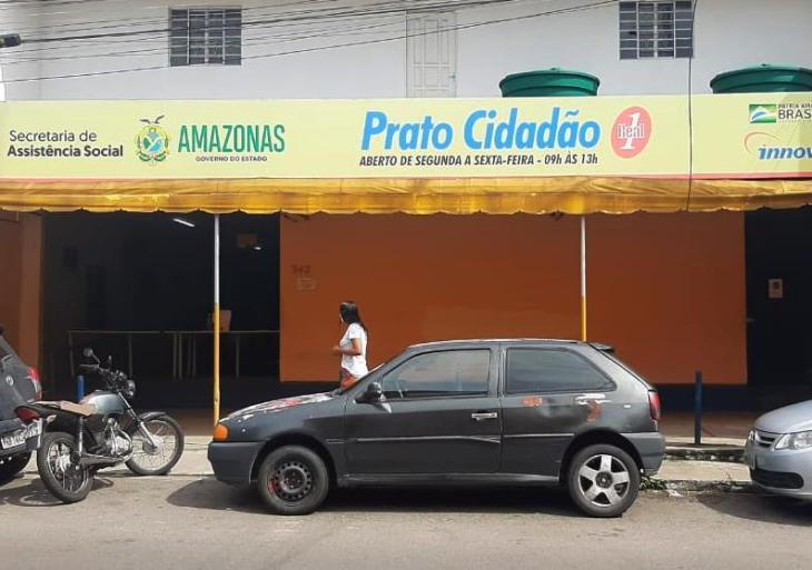Restaurantes populares do Governo do Amazonas esclarecem usuários sobre cuidados com a 'Saúde Social'