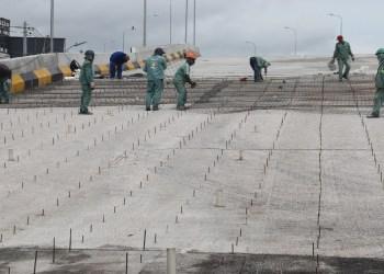 Obras do viaduto do Manoa chegam a 80% das adequações técnicas apontadas pelo Crea-AM