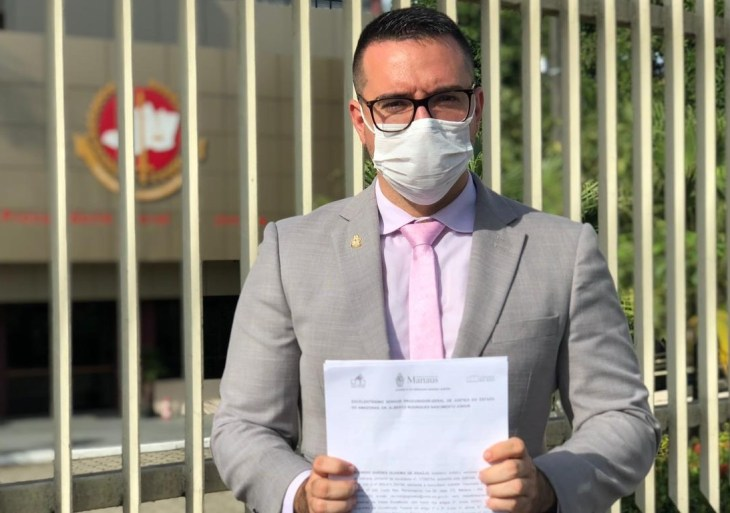 Rodrigo Guedes processa Amazonas Energia por apagão que afetou 17 bairros em Manaus
