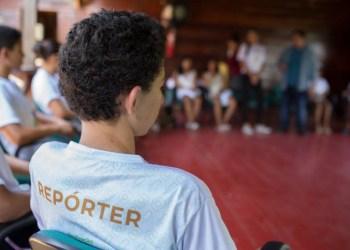 Projeto 'Repórteres da Floresta' lança primeiro guia para educomunicadores
