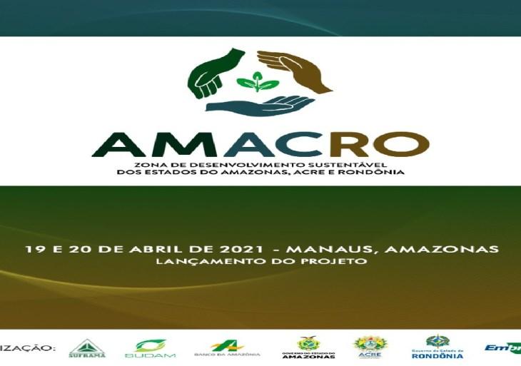 Amacro oferece cursos on-line e gratuitos sobre o desenvolvimento regional da Amazônia