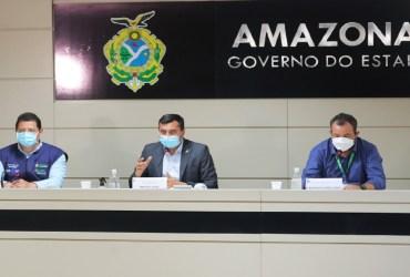 Estudo realizado com apoio do Governo do Amazonas comprova eficácia da CoronaVac contra variante da Covid-19