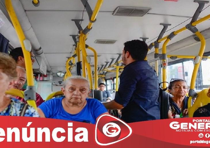 Vereadora denuncia cobrança indevida de meia-passagem aos idosos no AM