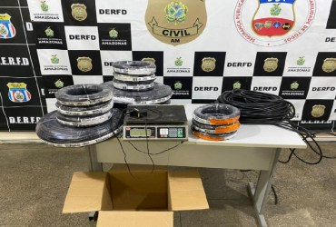 Equipes da DERFD prendem homem por receptação qualificada
