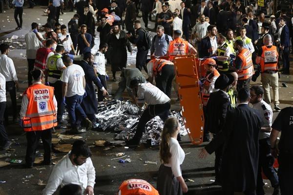 Festival religioso em Israel termina com dezenas de mortos