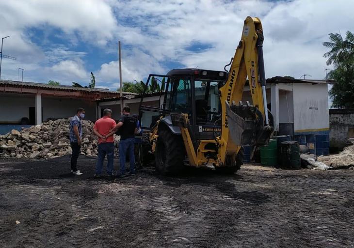 Prefeitura de Manaus desarticula esquema que desviou cerca de 20 toneladas de asfalto