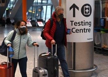 Reino Unido divulga medidas para começar a reabrir as fronteiras
