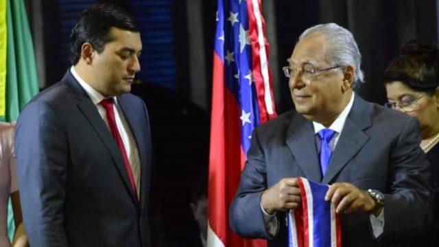 Amazonino, Eduardo Braga e Wilson Lima Os Pré-candidatos Ao Governo Em 2022