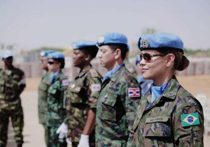 Dia Internacional dos Peacekeepers