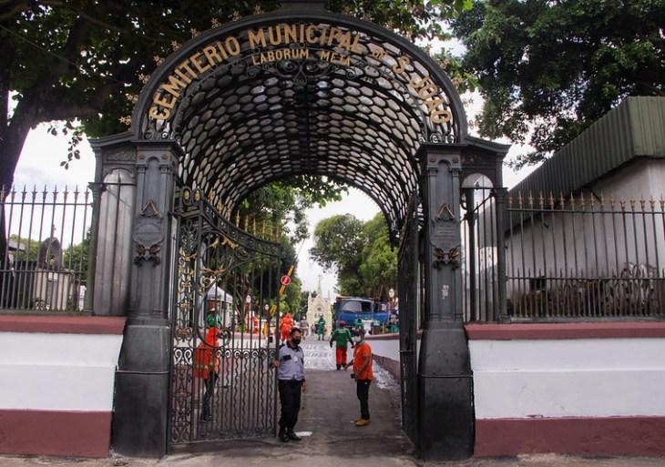 Prefeitura libera visitação em cemitérios de Manaus neste fim de semana do Dia das Mães