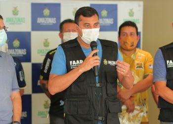 Governo do Amazonas vai patrocinar futebol amazonense e conceder fomento às federações esportivas