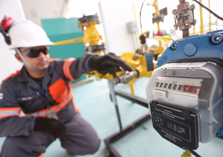 Cigás amplia frentes de obras e estima investimento global de R$ 786 milhões até 2025