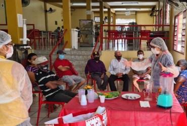 Governo do Amazonas realiza ações de segurança alimentar e nutricional nos restaurantes e nas cozinhas populares