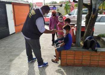 Câmara se une a Conselhos tutelares para retirar crianças em mendicância nos semáforos