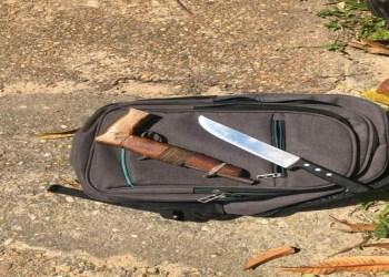 PMAM detém homem com arma de fogo caseira, em desdobramento da Operação 'Catraca'