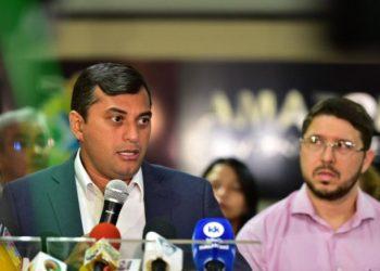 Wilson Lima exonera funcionários do gabinete de Carlos Almeida