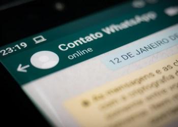 PC explica como ocorre o golpe da falsa identidade em aplicativo de mensagens