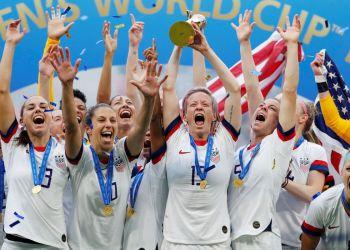 Fifa define próxima Copa do Mundo Feminina para julho e agosto de 2023