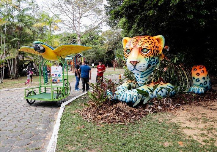 No Dia do Meio Ambiente, Prefeitura de Manaus realiza programação especial no parque do Mindu