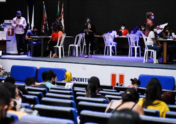 Bolsa Universidade anuncia 16, 5 mil vagas para remanejamento em Manaus