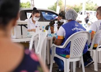 Prefeitura divulga calendário de vacinação para população de 50 a 53 anos