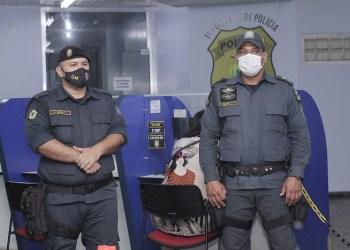 Guarda Municipal prende infrator no parque dos Bilhares