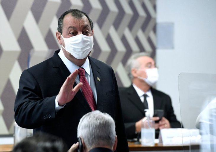 Aziz diz que Pacheco prorrogará CPI da Covid-19 nesta semana