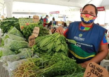 ADS inaugura a décima Feira de Produtos Regionais em Manaus