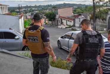 PC deflagra operação para prender membros de organização criminosa