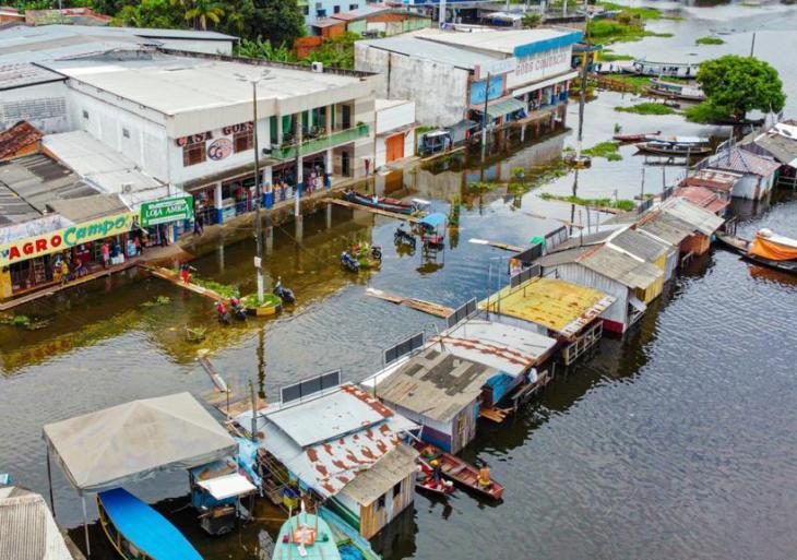 Povo Caprichoso se reinventa para superar pandemia e a maior enchente da história
