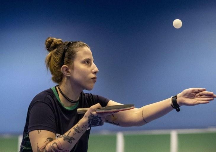 Tênis de mesa: Brasil terá sexta decisiva em seletiva paralímpica