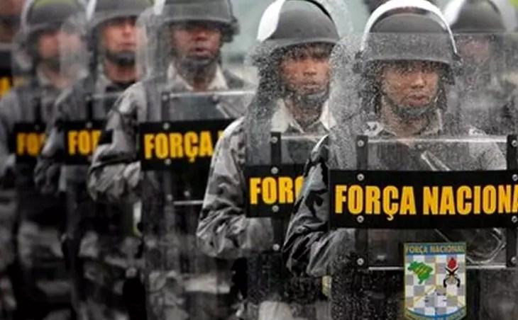 Entenda o que é a Força Nacional, que pode ser solicitada pelos governadores