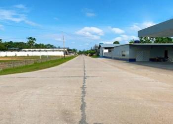 Governo do Amazonas entra na reta final da obra no sistema viário de Santo Antônio do Içá