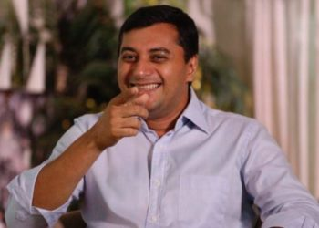 Popularidade em alta: Wilson Lima é vaiado em evento de inauguração em Manaus