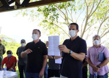 Sidney Leite destinará R$ 5,2 milhões em investimentos para Humaitá
