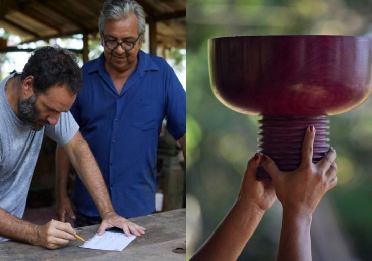 Coleção de vasos criada por ribeirinho do Amazonas é vencedora do Prêmio Casa Vogue e Design 2021