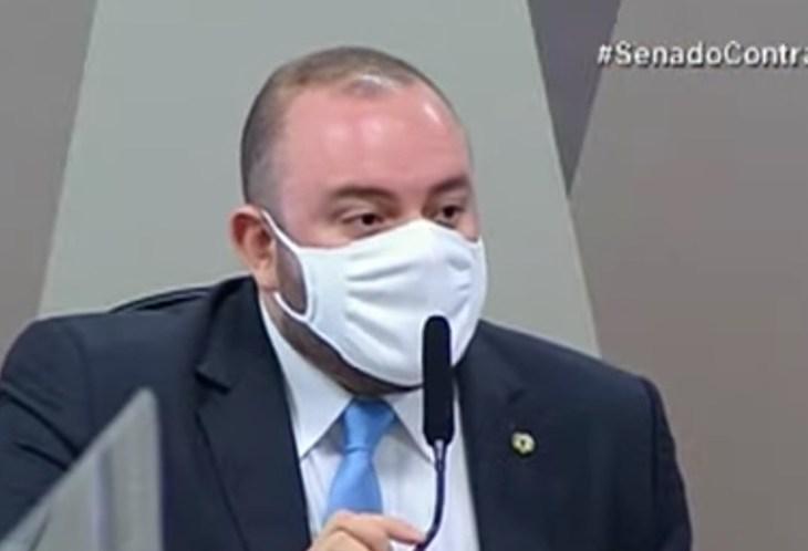 Fausto Jr. diz que Aziz também tem parte em crise no Amazonas