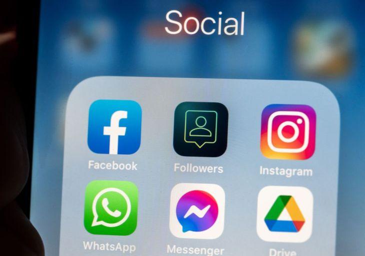 Redes sociais e sites de notícias são atingidos por interrupções