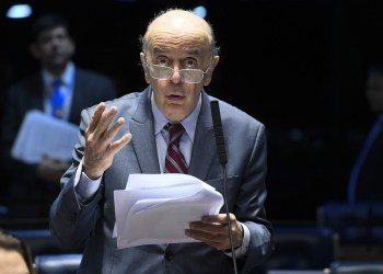 José Serra é internado após diagnóstico de covid-19