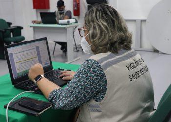 FVS-RCP capacita nova turma de vacinadores sobre manuseio de vacinas contra Covid-19 no Amazonas