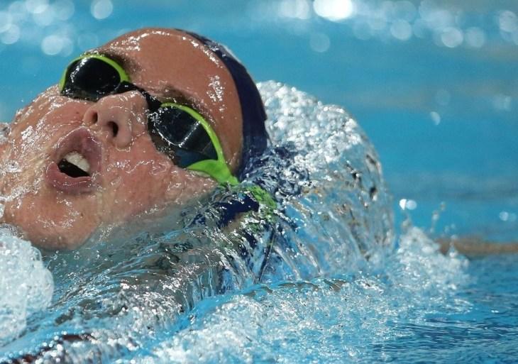Nadadora Viviane Jungblut supera covid-19 e vai aos Jogos
