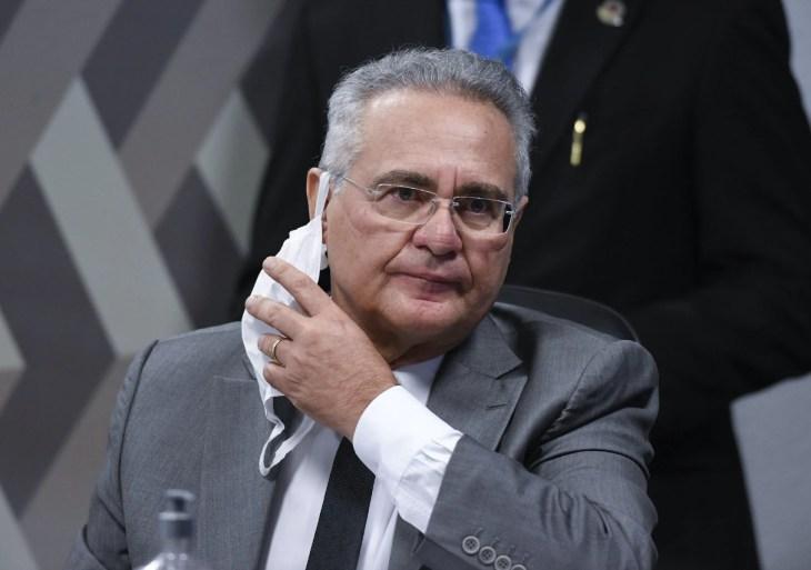 PF indicia Renan por corrupção passiva e lavagem de dinheiro