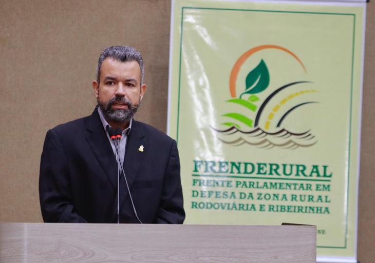 Vereador Peixoto integra Frente Parlamentar Rural da CMM