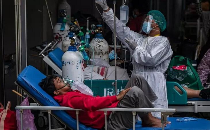 Indonésia supera Índia e se torna novo epicentro da Covid-19 na Ásia