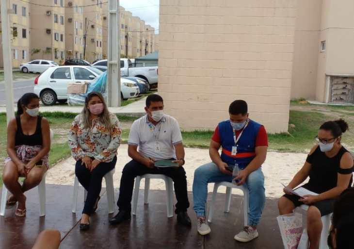 Moradores do 'Cidadão Manauara 2' recebem conclusão de plano social da Prefeitura de Manaus