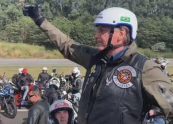 Veja o trajeto por onde vai passar a motociata de Bolsonaro em Manaus